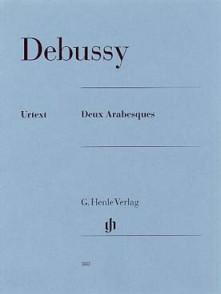 DEBUSSY C. ARABESQUES PIANO