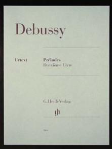 DEBUSSY C. PRELUDES VOL 2 PIANO