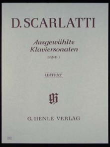 SCARLATTI D. SONATES CHOISIES VOL 1 PIANO