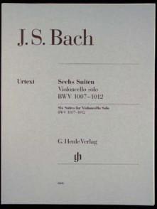 BACH J.S. 6 SUITES VIOLONCELLE
