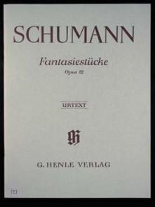 SCHUMANN R. FANTASIESTUCKE OP 12 PIANO