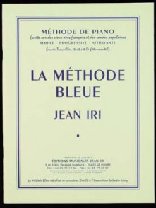 IRI J. LA METHODE BLEUE PIANO