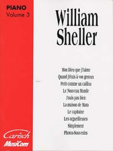 SHELLER W. PIANO VOL 3