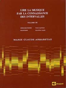 ARBARETAZ M.C. LIRE LA MUSIQUE VOL 3