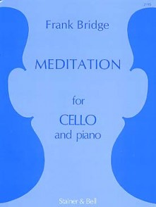 BRIDGE F. MEDITATION VIOLONCELLE