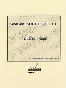 DUFEUTRELLE S. COULEUR NEIGE FLUTE