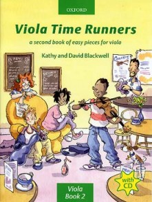 BLACKWELL K.D. VIOLA TIME RUNNERS VOL 2 ALTO