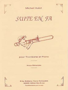 HULOT M. SUITE EN FA TROMBONE