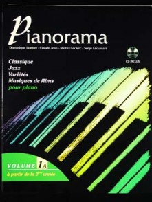 PIANORAMA VOL 1A PIANO