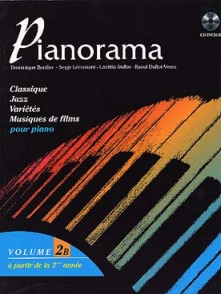 PIANORAMA VOL 3A PIANO