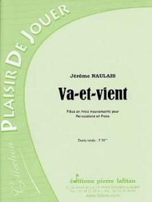 NAULAIS J. VA-ET VIENT PERCUSSIONS