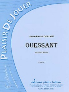 COLLON J.E. OUESSANT GUITARE