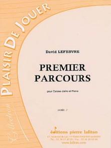 LEFEBVRE D. PREMIER PARCOURS CAISSE CLAIRE