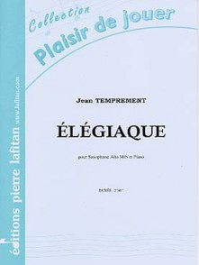 TEMPREMENT J. ELEGIAQUE SAXO ALTO