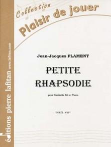 FLAMENT J.J. PETITE RHAPSODIE CLARINETTE SIB