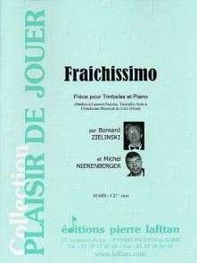 ZIELINSKI B./NIERENBERGER M. FRAICHISSIMO TIMBALES