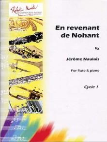 NAULAIS J. EN REVENANT DE NOHANT FLUTE