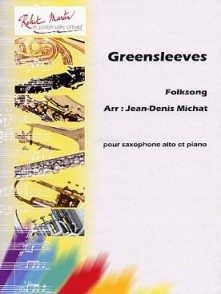 GREENSLEEVES SAXO ALTO