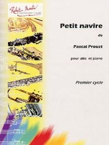 PROUST P. PETIT NAVIRE ALTO