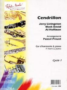 PROUST P. CENDRILLON COR EN FA