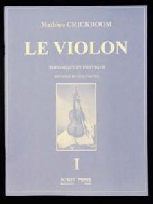 CRICKBOOM M. LE VIOLON 1