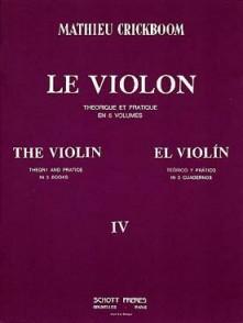 CRICKBOOM M. LE VIOLON IV