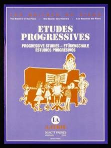 FERTE A. ETUDES PROGRESSIVES VOL 1A PIANO