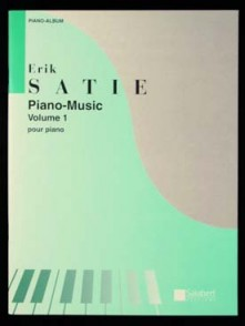 SATIE E. PIANO MUSIC VOL 1
