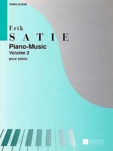 SATIE E. PIANO MUSIC VOL 2