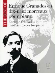 GRANADOS E. 19 MORCEAUX PIANO
