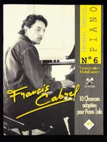 CABREL FRANCIS SPECIAL PIANO