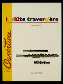 ORY I. LA FLUTE TRAVERSIERE VOL 3
