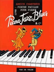 CHARTREUX A. PIANO JAZZ BLUES VOL 1