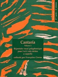 CORNU F. CANTARIA VOL 2 CHANT