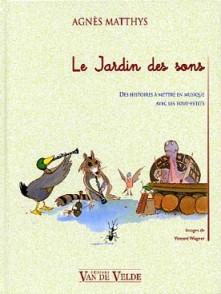 MATTHYS A. LE JARDIN DES SONS