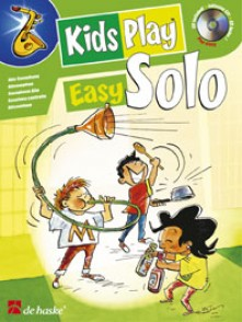 KIDS PLAY EASY SOLO SAXO ALTO