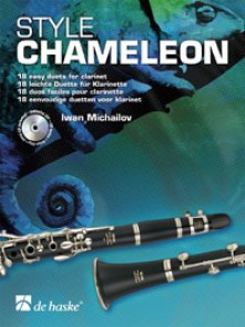 MICHAILOV I. STYLE CHAMELEON CLARINETTES