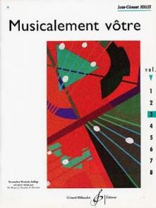 JOLLET J.C. MUSICALEMENT VOTRE VOL 3