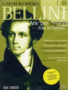 BELLINI V. ARIE PER SOPRANO CHANT