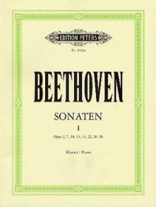 BEETHOVEN L.V. SONATES VOL 1 PIANO