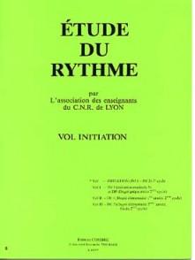 CNR DE LYON ETUDE DU RYTHME VOL INITIATION