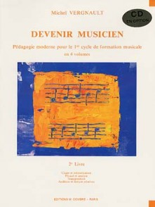 VERGNAULT M. DEVENIR MUSICIEN VOL 2  CD