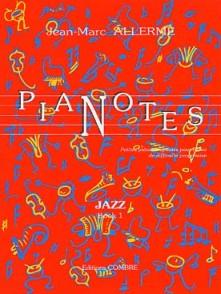 ALLERME J.M. PIANOTES JAZZ VOL 1 PIANO