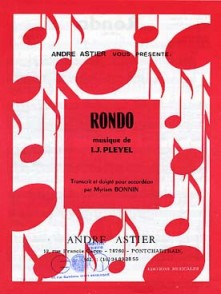 PLEYEL I. RONDO ACCORDEON