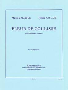 GALIEGUE M./NAULAIS J. FLEUR DE COULISSE TROMBONE
