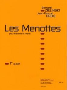 ZIELINSKI B./RABIE J.P. LES MENOTTES BATTERIE