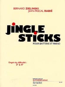 ZIELINSKI B./RABIE J.P. JINGLE STICKS BATTERIE