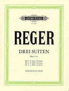 REGER M. SUITES OP 131C ALTO