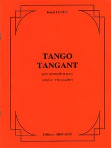 LOCHE H. TANGO TANGANT VIOLONCELLE