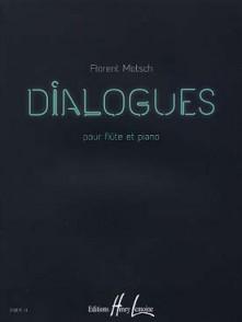 MOTSCH F. DIALOGUES FLUTE